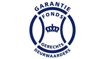Logo Garantiefonds Gerechtsdeurwaarders
