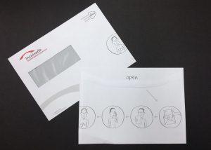Afbeelding envelop Incassade