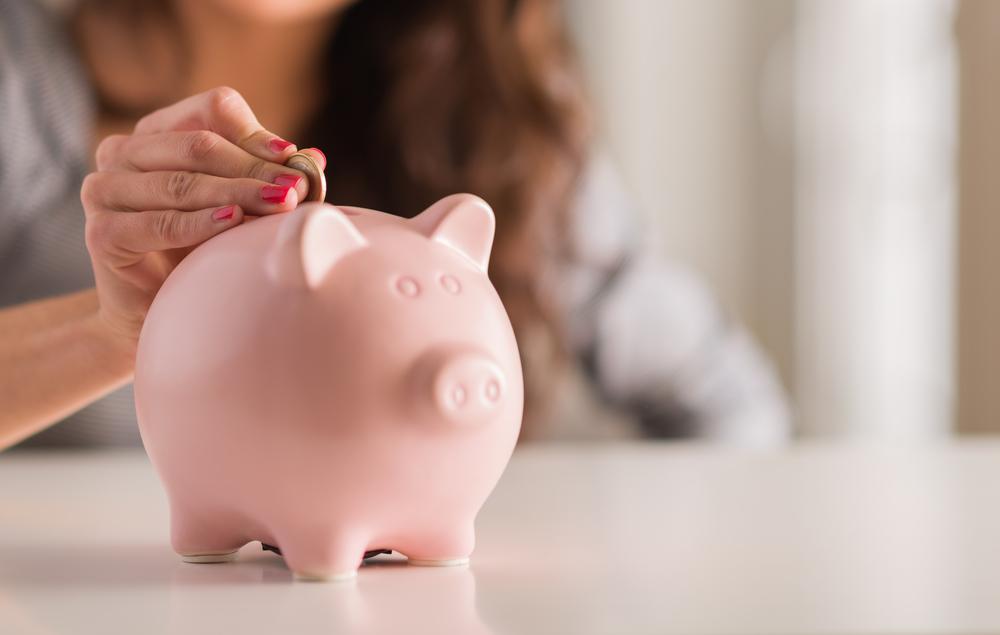 Geld Budget Sparen