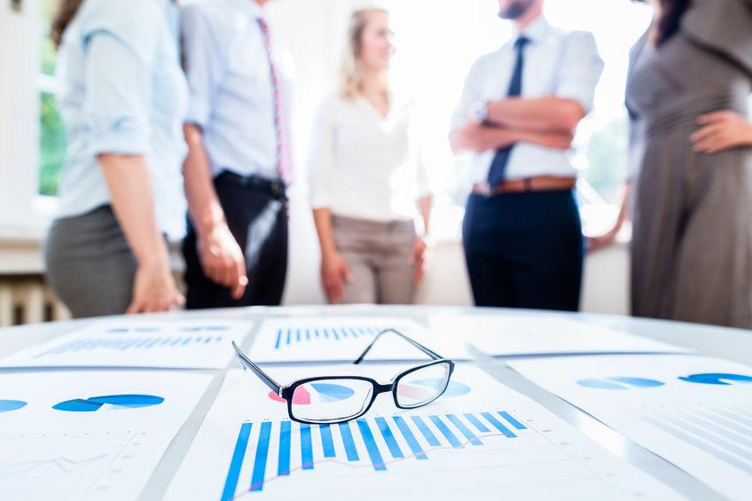 financiele analyse scoring rating meeting overleg